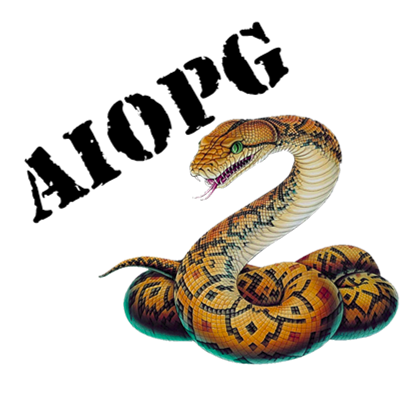 Welcome to AIOPG — Welcome to AIOPG